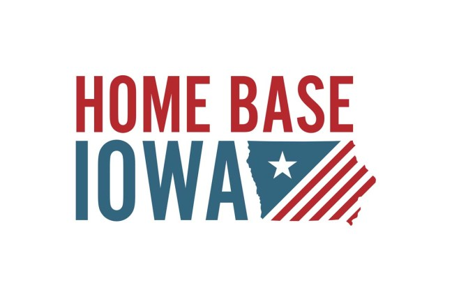 Home Base Iowa Logo Large