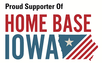 Home Base Iowa Proud Supporter